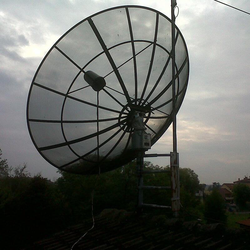 Antenna Orbitron