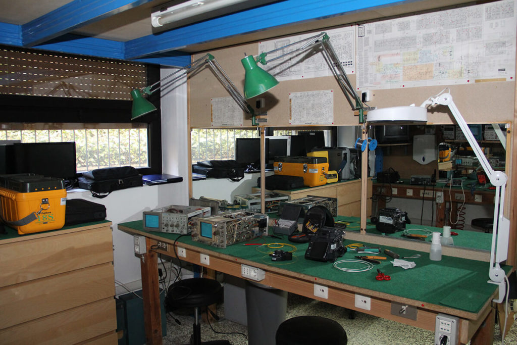 Laboratorio Sicurvideo